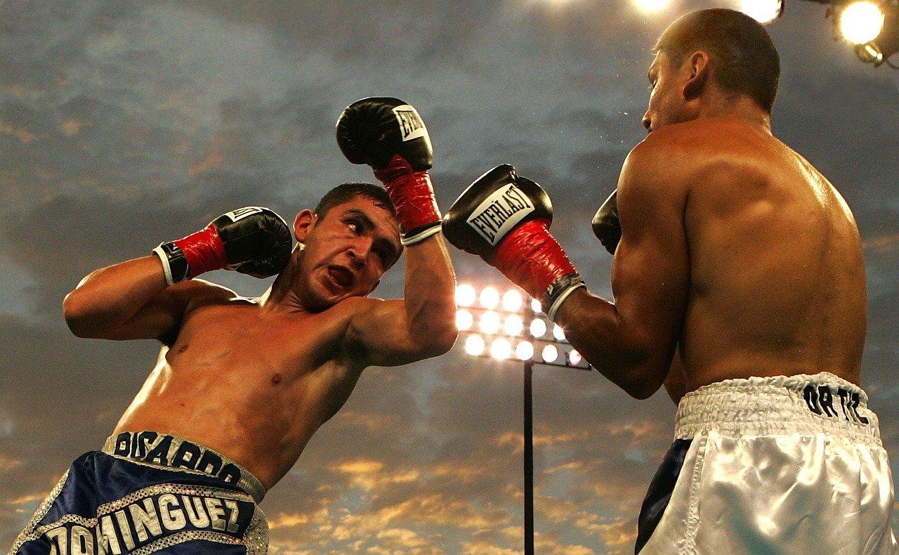 Boxerský zápas