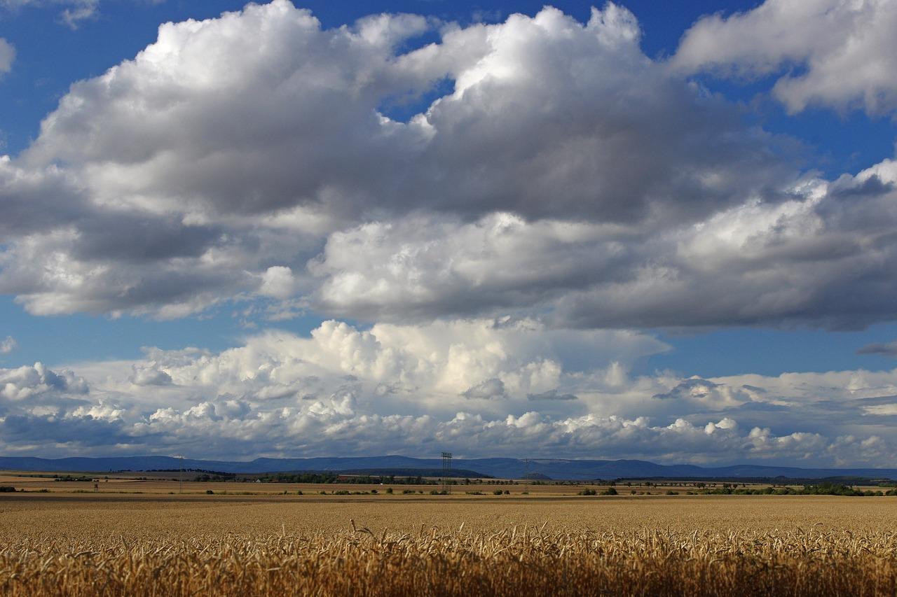 krásné mraky
